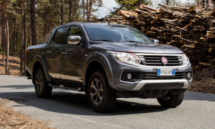 2016 Fiat Fullback Review