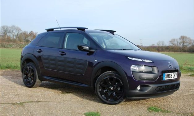 2016 Citroen Cactus Review