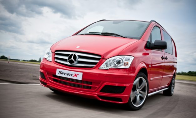 2016 Mercedes Vito Sport X Review
