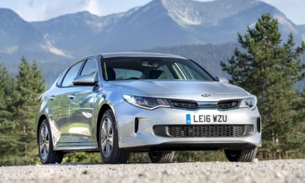 2016 Kia Optima PHEV Review