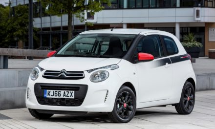 2016 Citroen C1 Furio Review