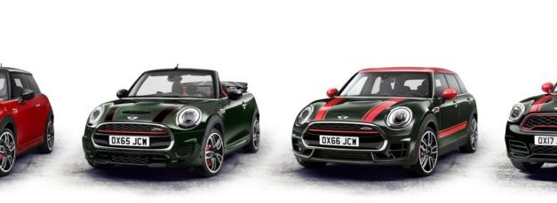 EXTREMELY ATHLETIC, EXTREMELY VERSATILE: THE NEW MINI JOHN COOPER WORKS COUNTRYMAN