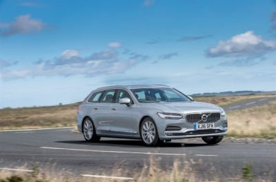 Volvo V90 crowned Best Estate in UK Car of the Year Awards 2017