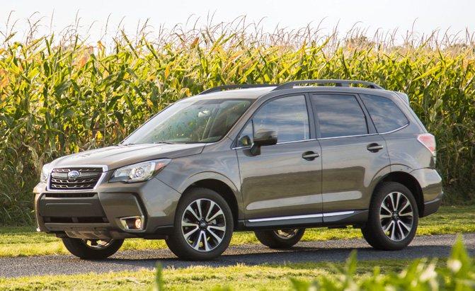 2017 Subaru Forester Review