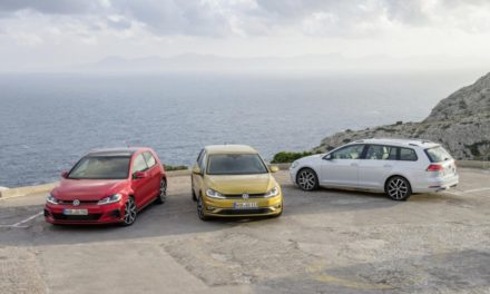 UPDATED GOLF: MORE FOR LESS FROM VOLKSWAGEN