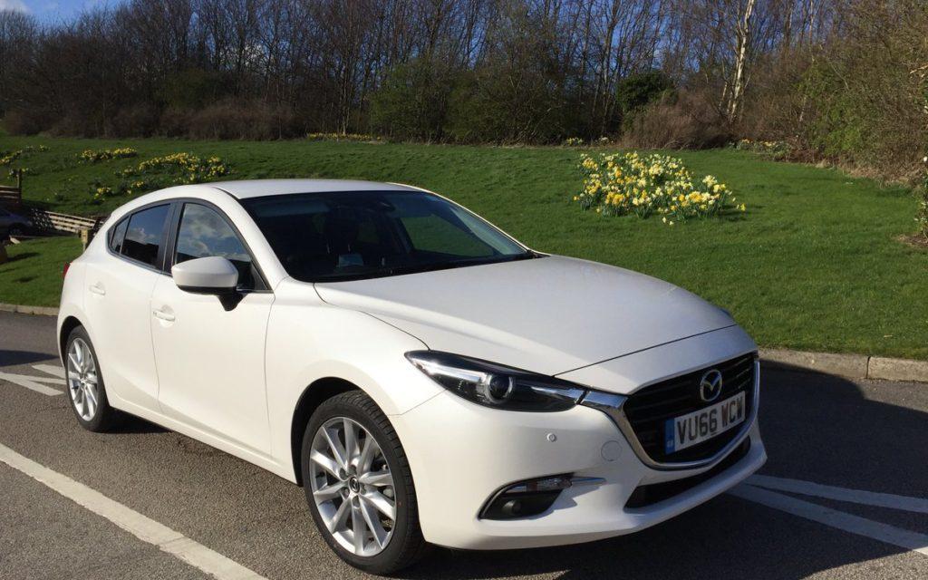 2017 Mazda3 2.0 Sport Nav Review