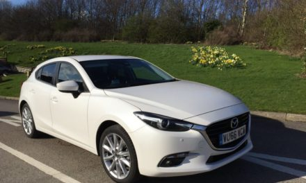 2017 Mazda3 2.0 Sport Nav Review