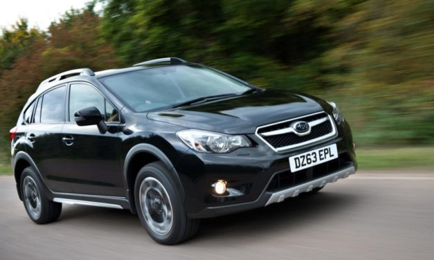 2016 Subaru XV Review