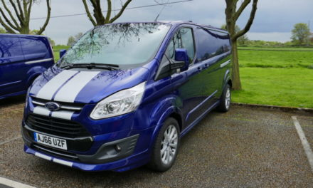 Brake Magazine Visits The Belfry For Ford's Commercial Vehicle Day