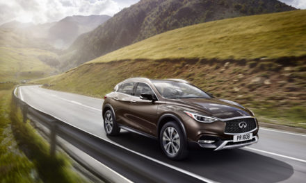 2016 Infiniti QX30 Review
